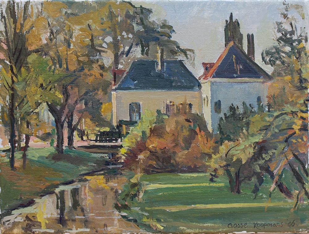 Gosse Koopmans - Withuis Bomen